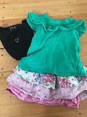 Lot 3 ORIGAMI COTTON ON KIDS size 8