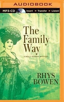 The Family Way by Rhys Bowen MP3 CD Book (English)