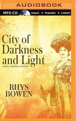 City of Darkness and Light by Rhys Bowen MP3 CD Book (English)