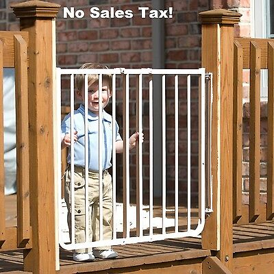 Child Safety Gate Stairway Special Outdoor Baby Pet Dog Fence Indoor