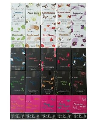 Stamford Incense Cones Various Scents - Buy 3 Get 1 Free - Uk Seller