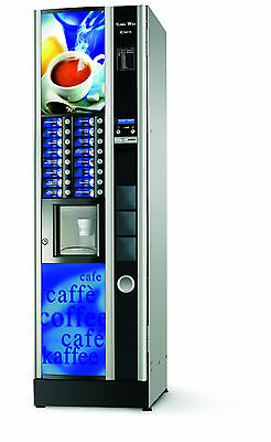 Necta Kikko Max Coffee Vending Machine - BRAND NEW