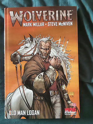 Old Man Logan - Panini - Marvel Deluxe - 1ère Edition - Occasion - Rare - VF