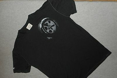 "Mens NWOT J. America ""Michelin Tires"" T-Shirt *Size XL*Lots of photos*No Reserve"