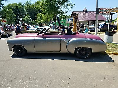 1949 Chevrolet Other  1949 Chevy Business Coupe  (CUSTOM CONVERTIBLE)