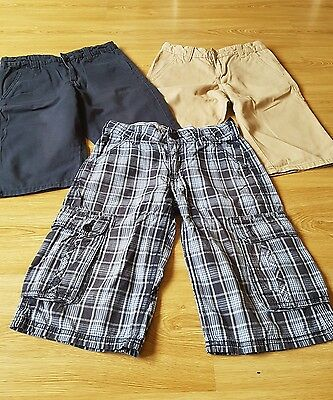 3 items bundle: boys 10-12 years shorts - EXCELLENT CONDITION