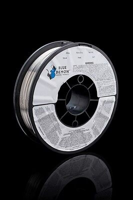308LSI X .030 X 10 lb Spool MIG BlueDemon stainless steel welding wire free ship