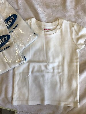 blank t shirts bulk Toddler And Baby White Lot Of 3
