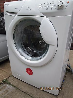Hoover optima wash system washing machine, OPH614 6kg 1400 spin ,excellent