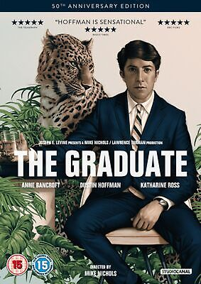 The Graduate (50th Anniversary Edition) [DVD]