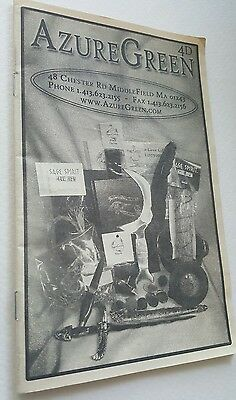 Rare Vintage Novelty Catalog Occult Mystical New Age Witchcraft Pagan Magick