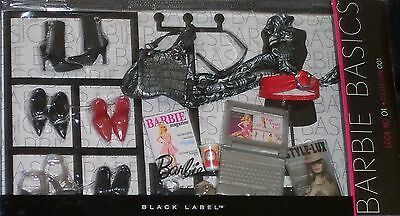 2009  BARBIE BASICS,  Fashion pack, COLLECTION 001, # 01