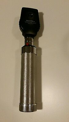 Welch Allyn 11720 Ophthalmoscope With Handle, No Battery