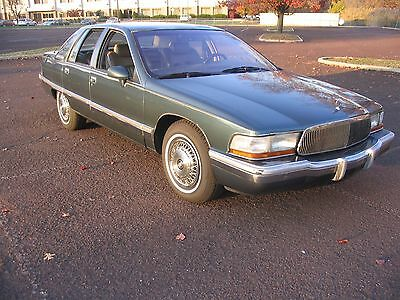 1994 Buick Roadmaster  Low miles 53k - LT1 - Gran Touring Suspension - Tow Package - Dual power seats!