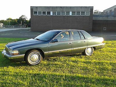 1995 Buick Roadmaster  Low miles 81k - all original - runs, drives beautifully, new tires, PA inspected