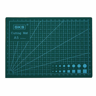 PVC A5 Double-sided cutting mat Eco Friendly Self Healing Cutting Mat 15*21CM YH