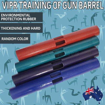 VIPR Training Of Gun Barrel Fitness Environmental Protection Natural Rubber 4KG