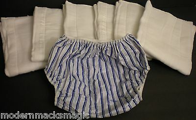 Vintage Gerber Pants rubber pants baby Diapers covers Cloth diapers