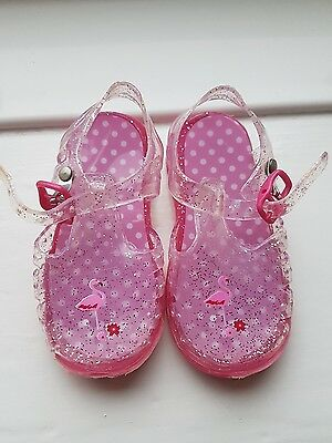 jelly sandals size 12 to 18 months