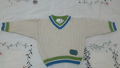 Branded 6-12 months baby boys jumper