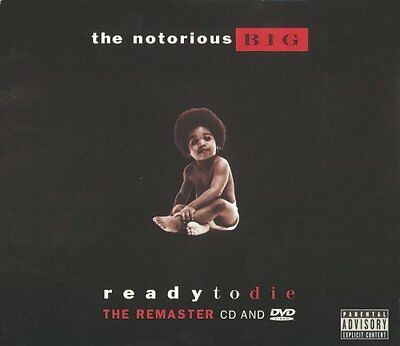 The Notorious B.I.G. - Ready To Die (Remastered Explicit Version) [CD]