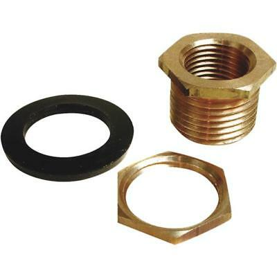 Dial Mfg. Brass Cooler Drain 9229