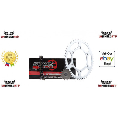 Primary Drive Steel Kit & O-Ring Chain – Fits: Honda XR600R 1991