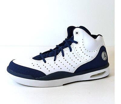 Nib, Nike Jordan Men's Flight Tradition Basketball Shoes - Us 11D - Blue/white