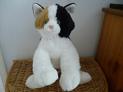 Build-A-Bear Workshop Cat Teddy In Perfect Condition