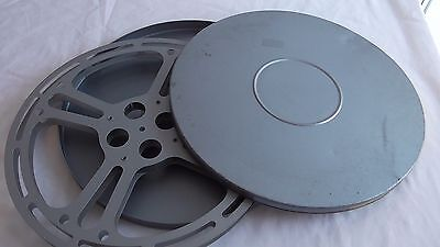 16mm - Metal Reel & Can Set - 2000 feet - MPE brand Used