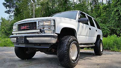 1999 Chevrolet Tahoe  Chevrolet Tahoe - Lifted 4x4