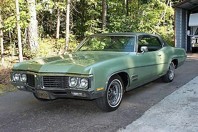 1970 Buick Other Vinyl Top 1970 BUICK WILDCAT