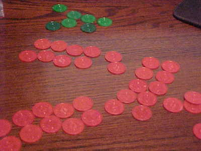 Vintage Missouri Mill Sales Tax Tokens 41 Count / Excellent Condition
