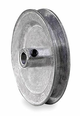 "Congress V-Belt Pulley, 5/8""Fixed, 1.5""OD, Zamak3   CA0150X062"
