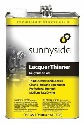 Sunnyside Lacquer Thinner, 1 gal. 1 gal.   457G1