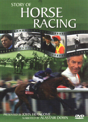 The Story of Horse Racing DVD (2003) John Francome