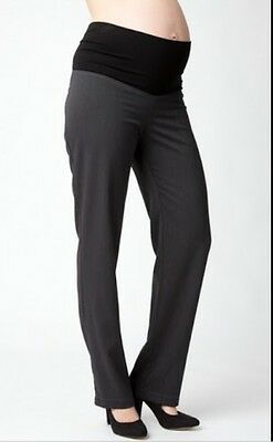 BNWT Ripe Maternity Tabor Black Pants Size Small