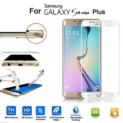 Premium Shockproof Tempered Glass Hybrid Screen For Samsung Galaxy S6 Edge+ Plus