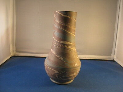 Niloak Misson Swirl Art Pottery Arts and Crafts Vase