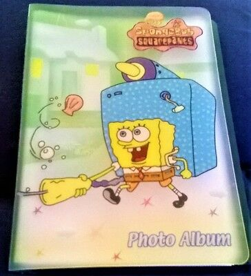 SPONGEBOB SQUAREPANTS - Photo Album - (Children's / Kids) 18 Pages
