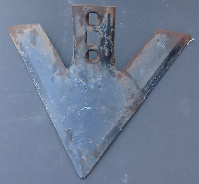 """Cultivator Parts, 12"""" Row Crop Sweep, Cultivator Sweeps"""