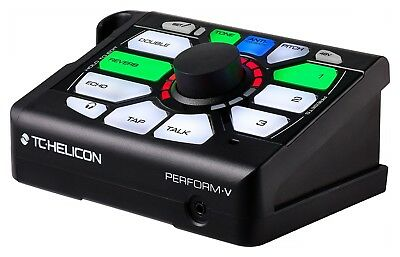 TC Helicon Perform-V Vocal Processor
