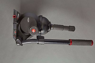 Manfrotto 509HD Tripod Head - One time use