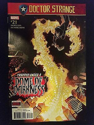 Marvel Doctor Strange, Vol. 4 # 21 (1st Print)