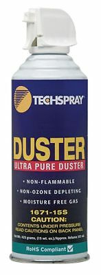 Techspray Aerosol Duster, 15 Oz. 15 oz.  1671-15S