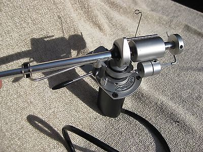 SME Tonearm Model 3012 s2 - with Headshell and SHURE Cartridge
