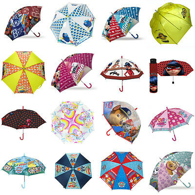 Disney and Character Umbrellas (Assorted)