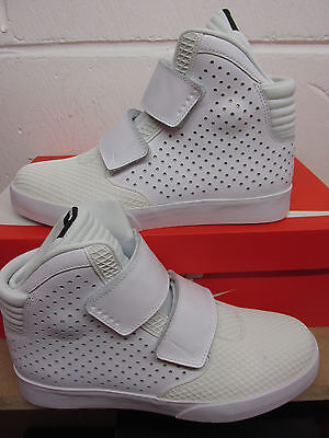 best website 003be 754b5 nike flystepper 2K3 PRM mens hi top trainers 677473 101 sneakers shoes