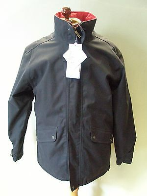 Jack Murphy Mens Lynx Navy Jacket Size Small