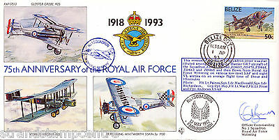 75th Anniverary of the RAF - RAF (75) 03 - No. 1 Squadron - 100 Only !